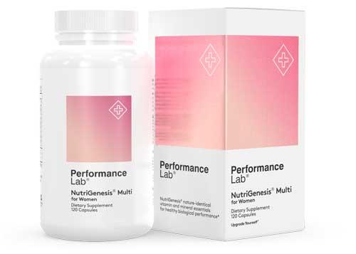 NutriGenesis Multi for women