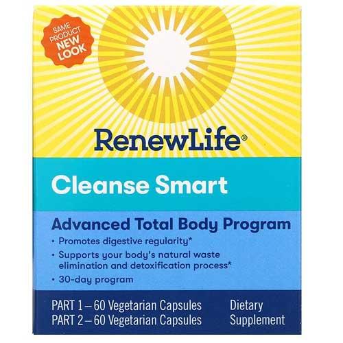 RenewLife Cleanse Smart