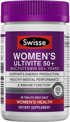 Swisse Premium Ultivite Daily Multivitamin