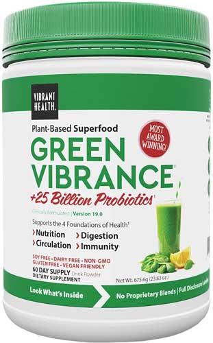 Vibrant Health Vegan SuperFood Powder