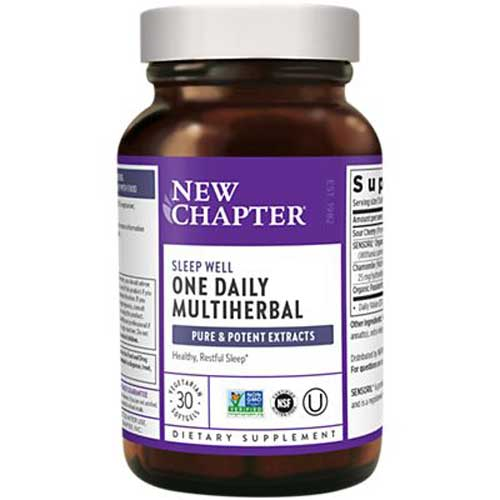 New Chapter One Daily Multiherbal