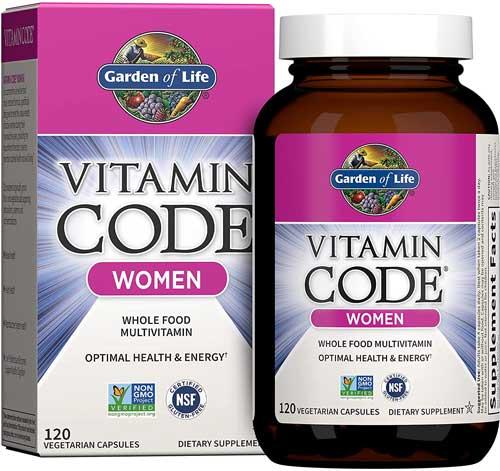 Vitamin Code Women Multi