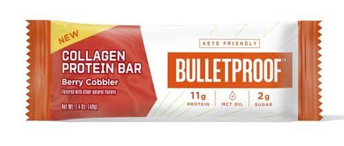 bulletproof collagen protein bar