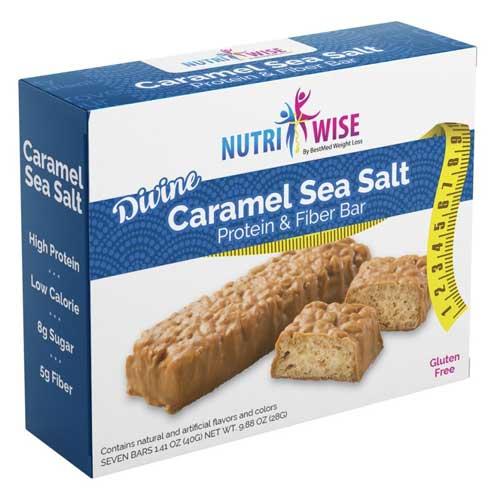 divine caramel sea salt