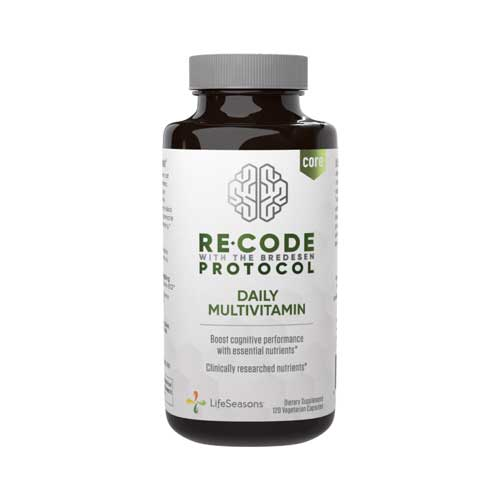 lifeseasons Recode Protocol Daily Multivitamin
