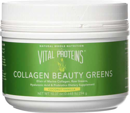 vital proteins collagen cream